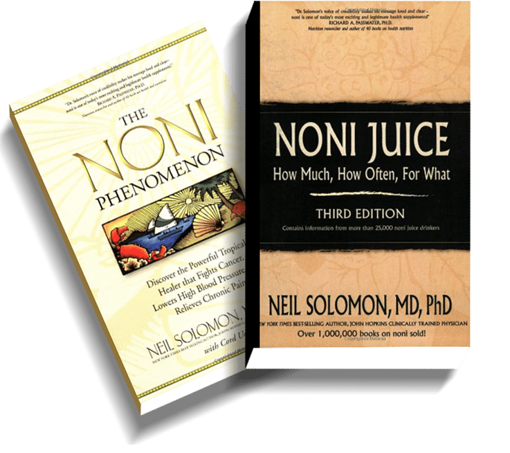 "Buku ""NONI JUICE - How Much How Often For What"""