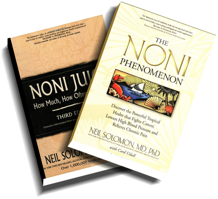 "Buku ""The Noni Phenomenon"" dan ""Noni Juice"""