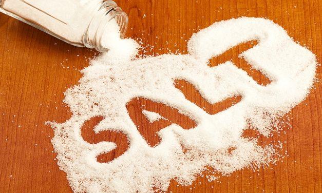 Bagaimana Garam Menyebabkan Tekanan Darah Tinggi?