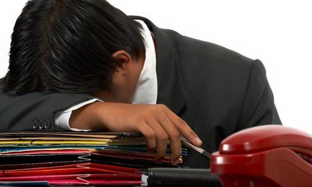 Ternyata, Tidur Siang Bisa Menekan Resiko Terkena Penyakit Jantung