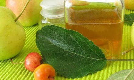 Tahukah Anda Berbagai Manfaat Cuka Apel?