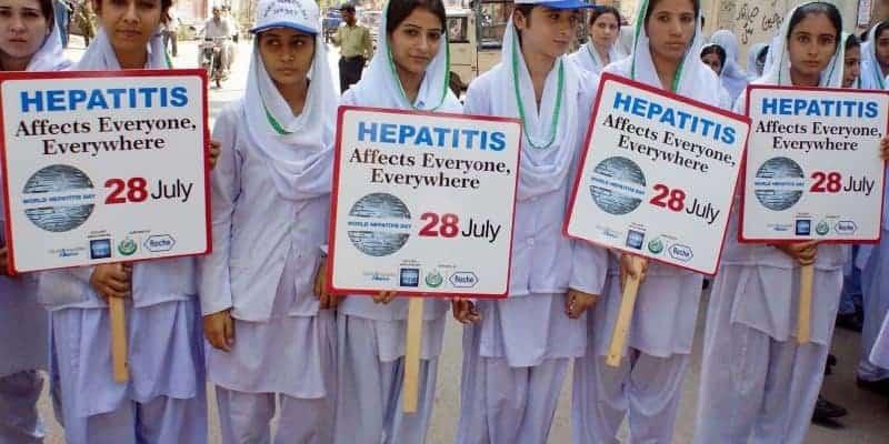 Epidemiologi Penyakit Hepatitis B