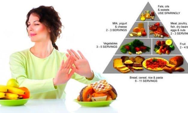 Menu Makanan Sehat Bagi Penderita Obesitas dan Kiat-kiat Menurunkan Berat Badan!