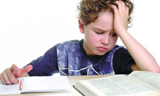 Disleksia: Suatu Gangguan Belajar pada Anak