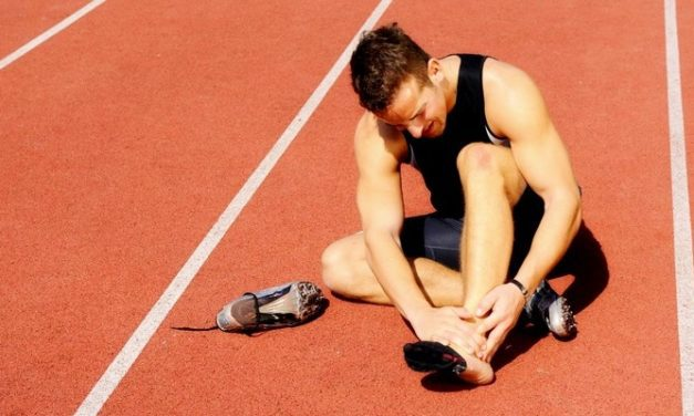 Cara Mencegah Cedera Terkilir Saat Berolahraga