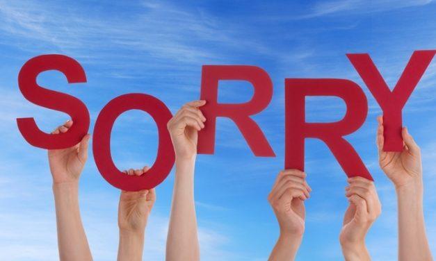 Stres karena Hubungan Retak? Inilah Cara Minta Maaf untuk Memperbaikinya