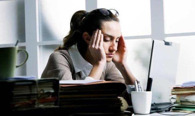 10 Jenis Penyakit yang Disebabkan Stress dan Tekanan