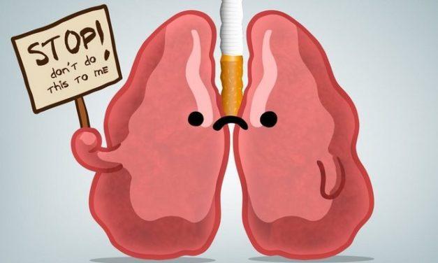 Mungkinkah Membersihkan Paru-Paru Setelah Berhenti Merokok?