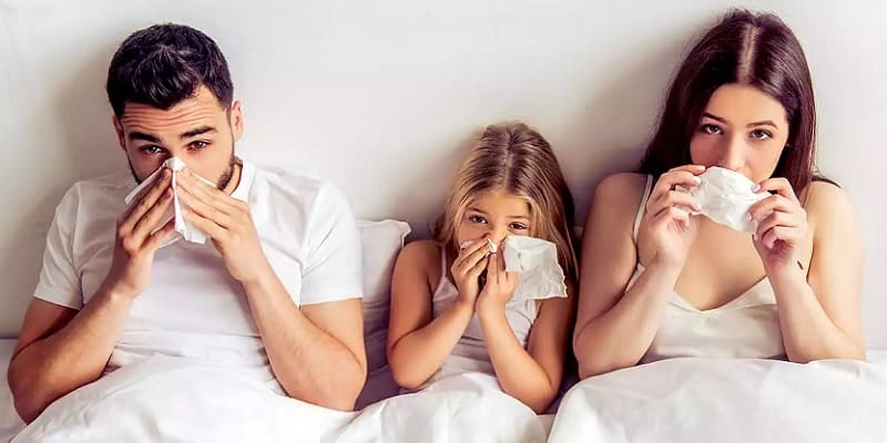 Makanan yang Harus Anda Hindari untuk Mengatasi Flu