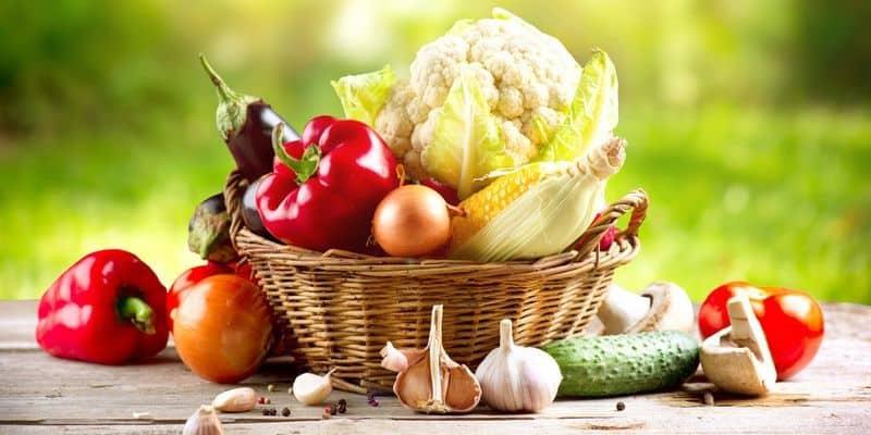 kulit buah dan sayuran