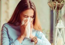 gejala mirip flu