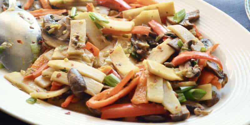 manfaat rebung - khasiat rebung - sayur rebung