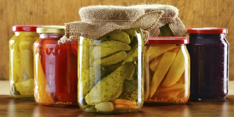 makanan fermentasi - cara mencegah kanker - resiko kanker