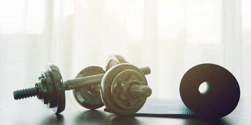 cara gemuk sehat dengan latihan angkat beban