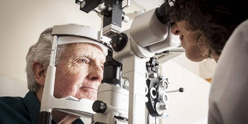 penyakit mata - degenerasi makula - penglihatan
