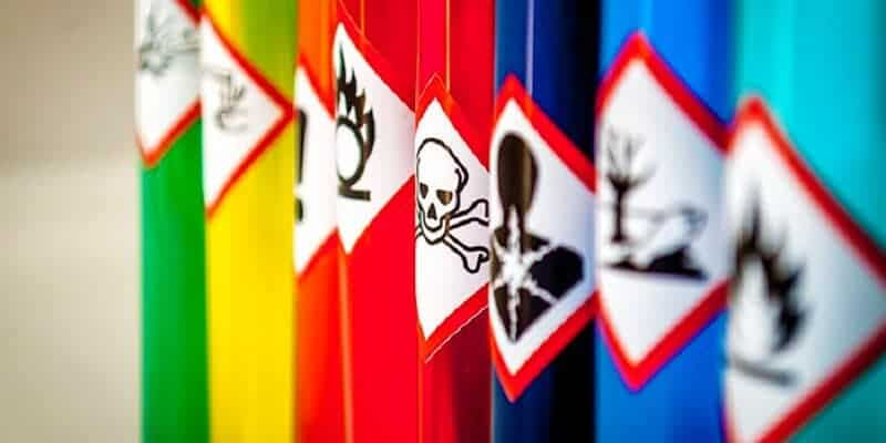 Sifat Bahan Kimia Berbahaya