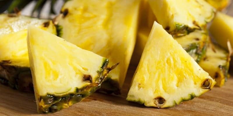 buah nanas untuk resep herbal melangsingkan badan