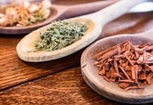 ilustrasi resep herbal asam urat