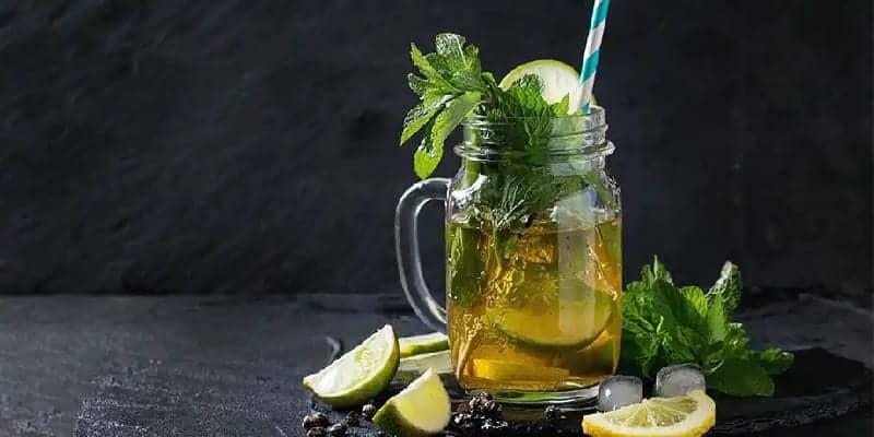 teh hijau untuk ramuan herbal melangsingkan badan