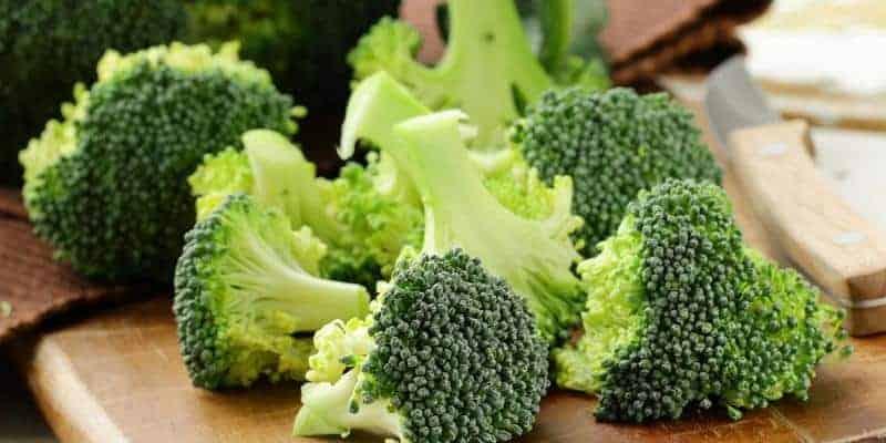 brokoli, tanaman herbal untuk kanker