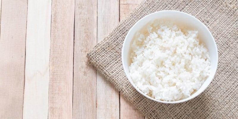 nasi untuk ramuan herbal mematangkan bisul