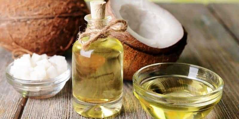 minyak kelapa untuk ramuan herbal kutu kepala