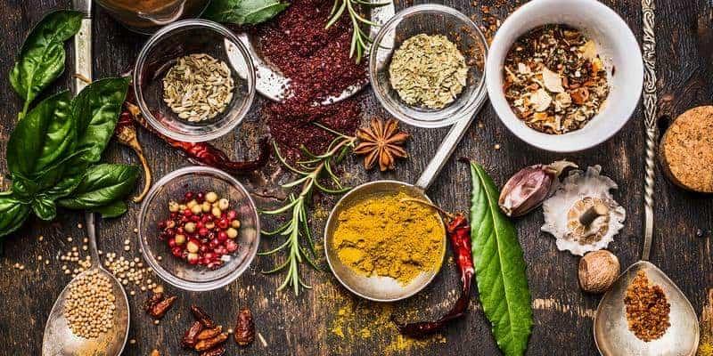 bahan ramuan tradisional