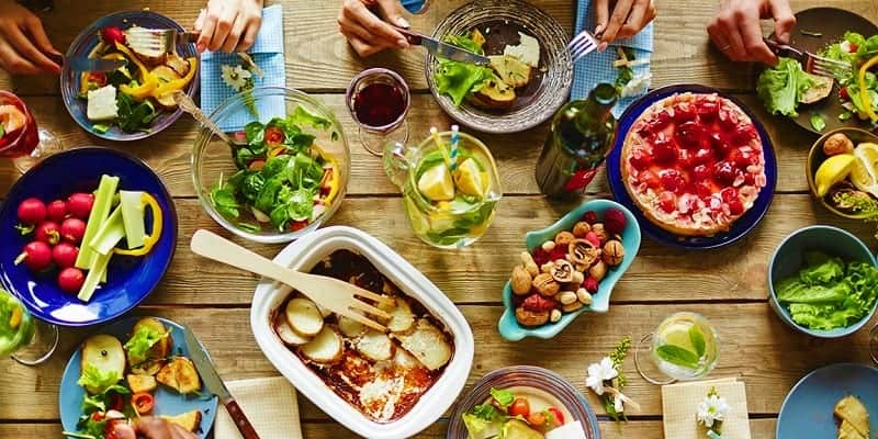 Diet untuk Penderita Penyakit Hipertensi (Alami)