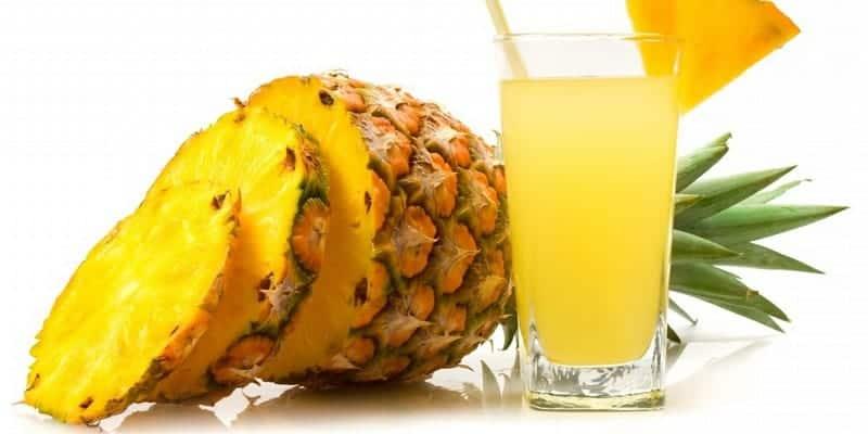 nanas untuk ramuan herbal keseleo