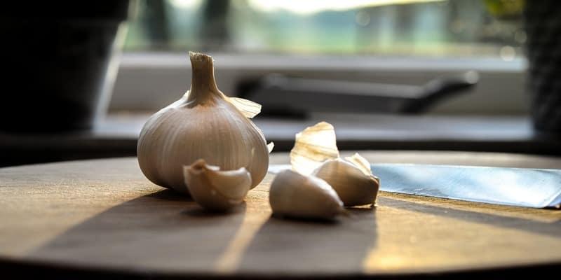 bawang putih untuk resep herbal kanker nasofaring