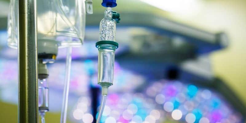 ilustrasi kemoterapi kanker payudara