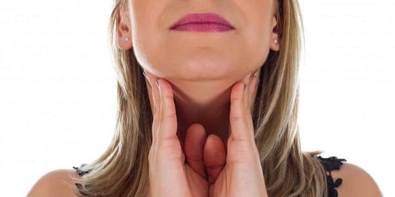 ilustrasi gejala kanker tonsil