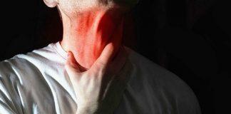 kanker tonsil / amandel