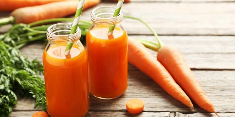 resep jus wortel untuk kanker