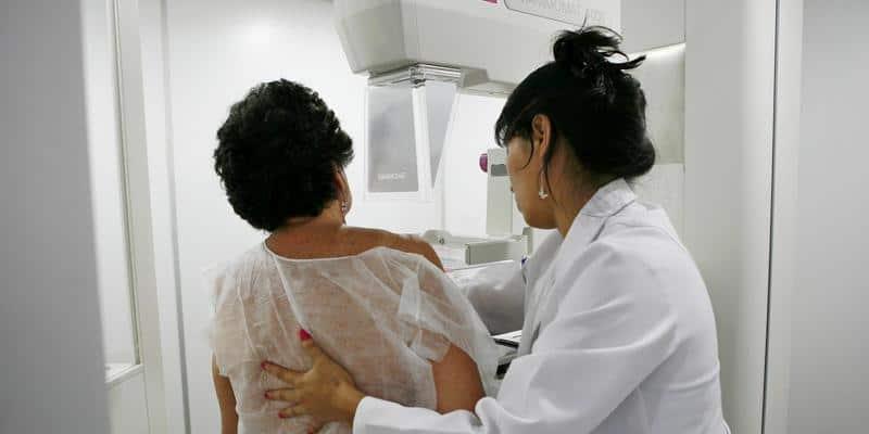 mamogram, alat pendeteksi kanker payudara