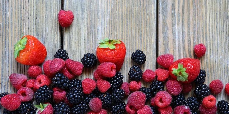 buah berry untuk penderita kanker