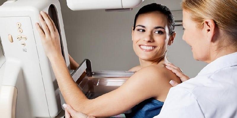 deteksi ciri-ciri kanker payudara dengan mammogram