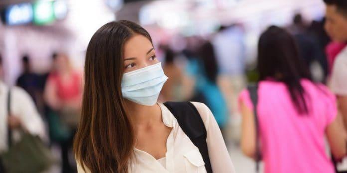 masker anti polusi