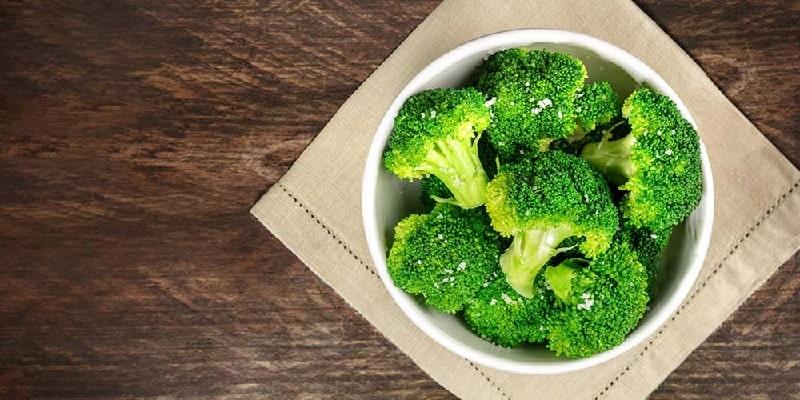 Brokoli, Makanan Obat Kanker