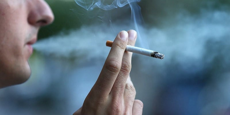 merokok salah satu penyebab kanker nasofaring