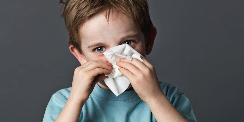 Ilustrasi Tanda dan Gejala Kanker Nasofaring pada Anak