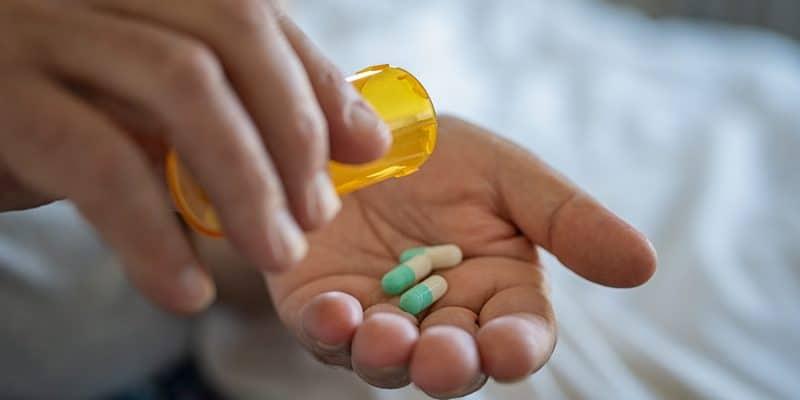 Ilustrasi Obat Antidepresan