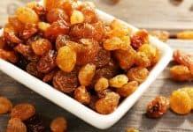 Ilustrasi Manfaat Kismis, Makanan yang Dapat Mencegah Kanker