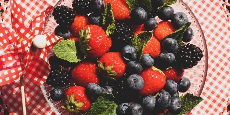 Buah Beri, Sumber Antioksidan Tingkat Tinggi