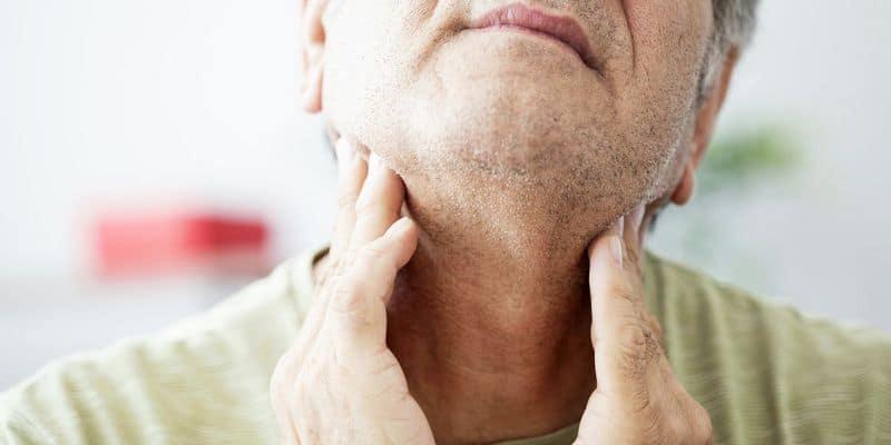Ilustrasi Efek Samping Radioterapi Kanker Nasofaring
