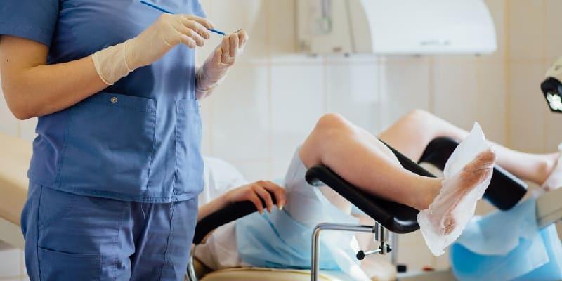 Ilustrasi tes untuk mendeteksi kanker serviks