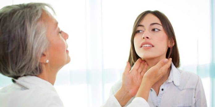 Ilustrasi Penyakit Kelenjar Tiroid