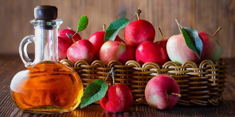 cuka apel untuk pengobatan alternatif kanker