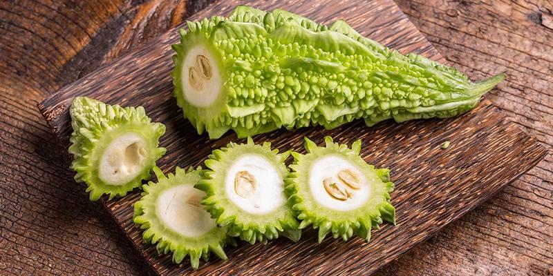 buah pare dapat menjadi obat herbal pembunuh sel kanker
