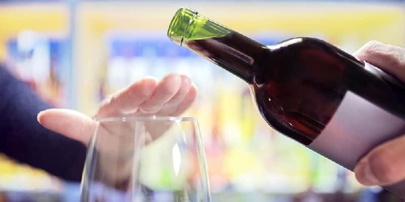 bahaya minum alkohol